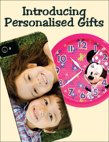 Introducing Personalised Gifts